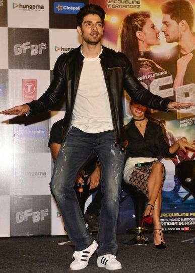 Sooraj Pancholi at GF BF song launch