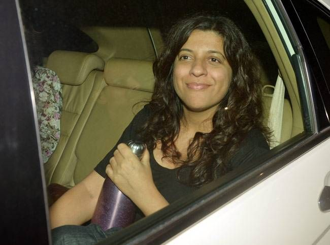 Zoya Akhtar at the screening of Fitoor