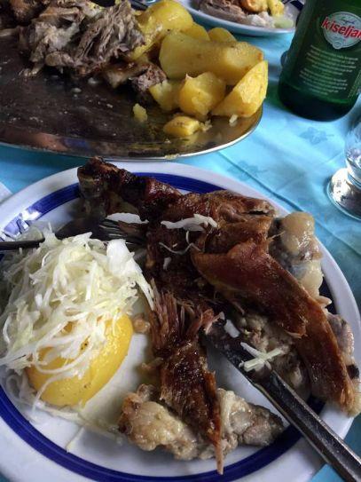 Sarajevo food