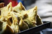 Eat one, eat many. Just don't stop eating samosas!
