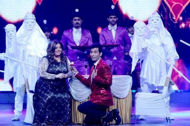Delnaaz Irani and Percy Karkaria, the most filmy couple on the show, look made for each other. Percy even proposed to Delnaaz on Power Couple. But apparently, Delnaaz doesn't want to marry again.