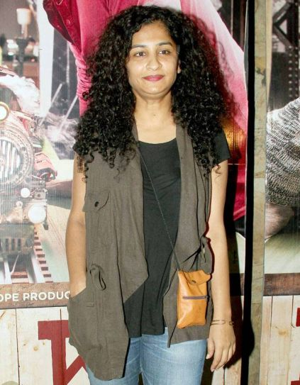 Gauri Shinde at the screening of Ki and Ka