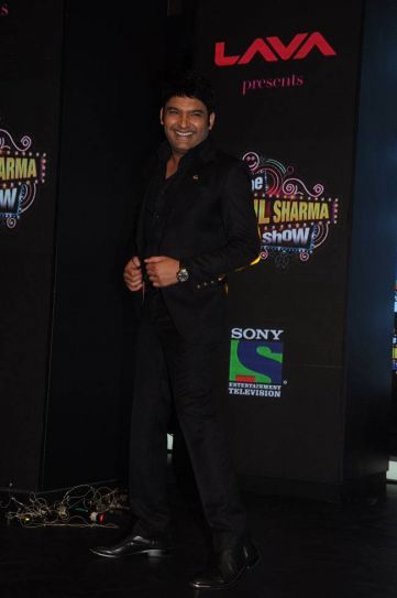 "Will Kapil Sharma take digs at Krushna Abhishek in his new show. This is what he had to say: ""Our intention is to make 150 crore people in India happy, I don't believe in all that; we focus on our work, so I don't think I'll do it."""