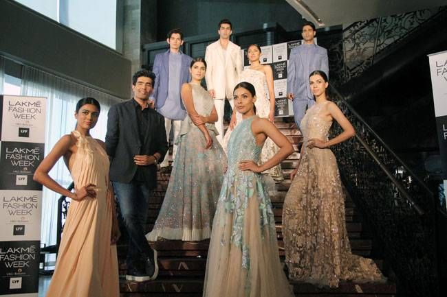 Manish Malhotra Lakme Fashion Week Summer Resort 2016 preview