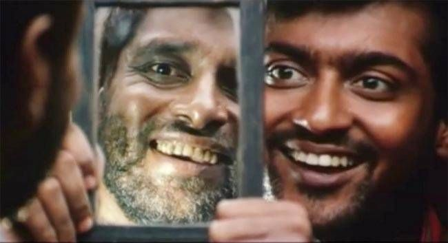 Vikram and Suriya in Pithamagan