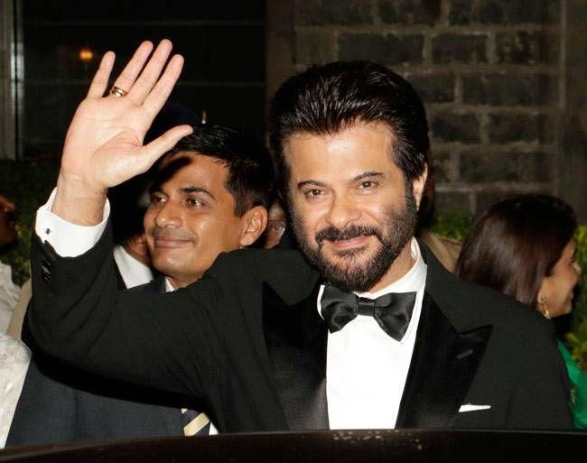 Anil Kapoor at the Royal Gala Dinner