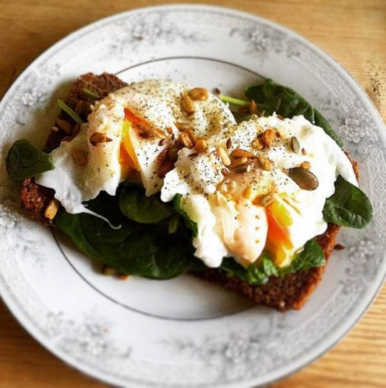 Poached eggs can elevate a simple toast to a gourmet meal.