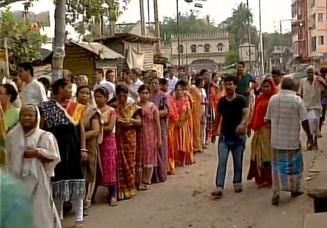 4th phase of West Bengal election