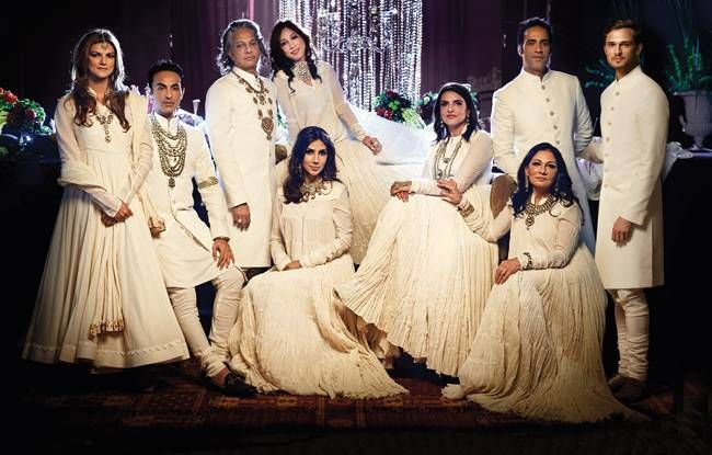 Rohit Bal's 25 years in fashion