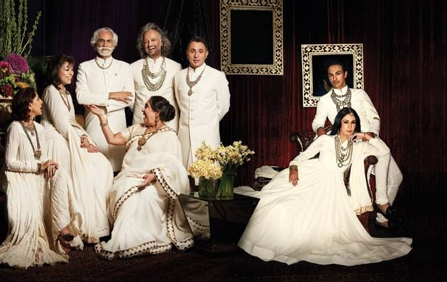 Tryst With 25 Years 50 Style Icons Dress In Rohit Bal S Creations For His Silver Jubilee Celebration Indiatoday