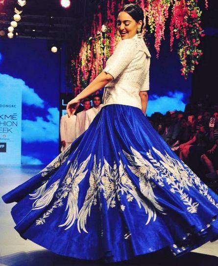 Sonakshi Sinha at Lakme Fashion Week