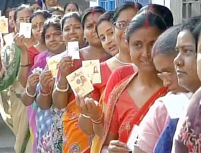 Third phase of Assembly elections in West Bengal