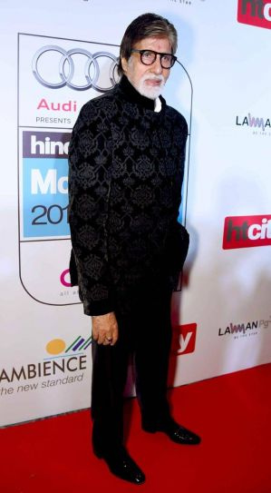 HT City Most Stylish Awards 2016 red carpet