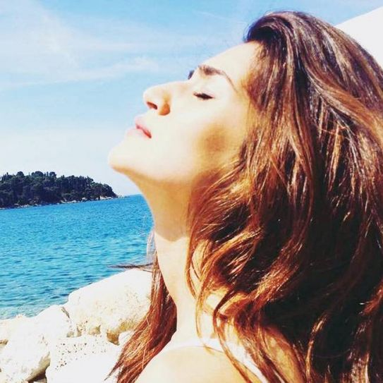 Kriti Sanon in Croatia