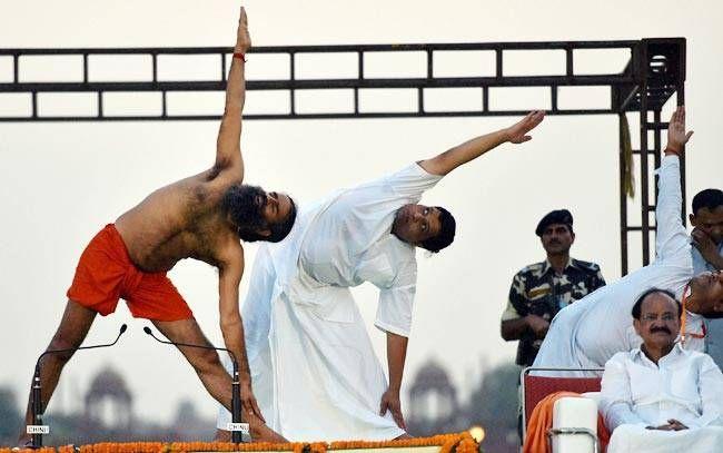 Yoga guru, Ramdev