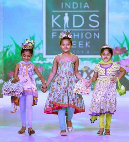 India Kids Fashion Week 2016