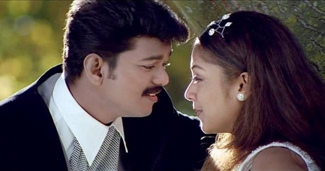 Vijay in Kushi