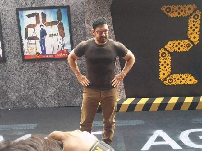Aamir was rumoured to be doing a cameo in the show. But director Abhinay Deo refuted the rumours.