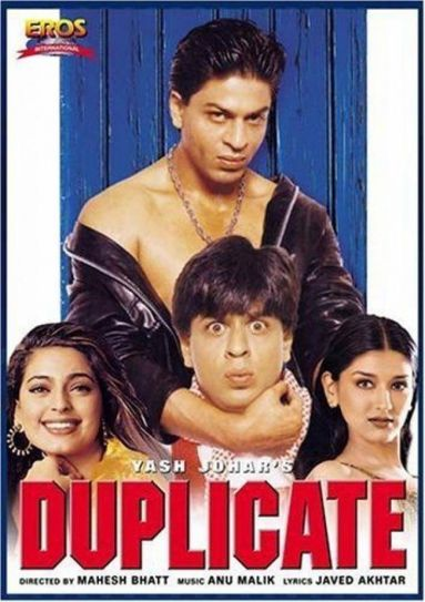 A poster of Duplicate