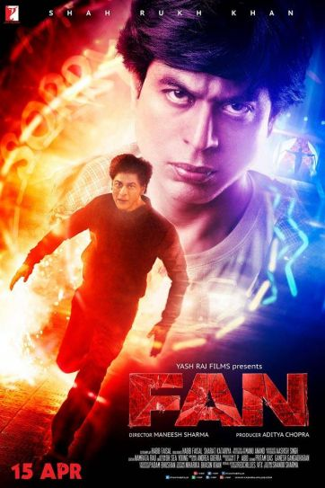 A poster of Fan