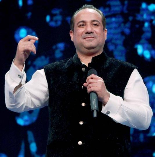 Rahat Fateh Ali Khan has also composed Sultan's song Jag Ghoomeya.