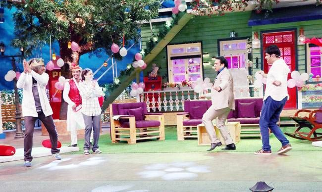 The Kapil Sharma Show has improved its ratings in the recent weeks. Reportedly, his Sairat episode garnered a good 3.7 rating.
