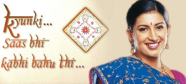 Kyunki Saas Bhi Kabhi Bahu Thi: A trend-setter, one of the longest running daily TV soaps and one of the most successful shows ever in the history of Television, Kyunki Saas Bhi Kabhi Bahu Thi is undoubtedly Ekta's best product so far. Starring Smriti Ira