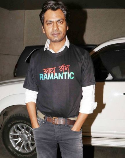 Nawazuddin Siddiqui at Raman Raghav 2.0 screening