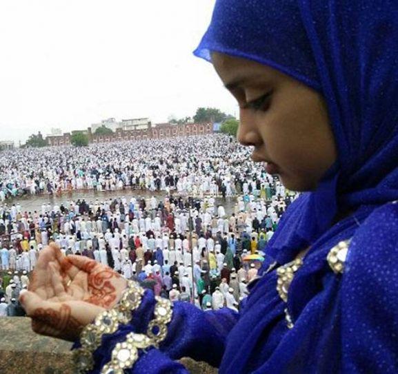 Eid-ul-Fitr in Bhopal