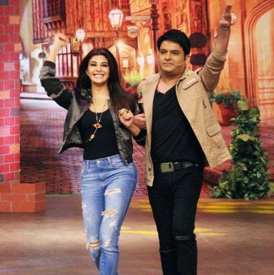 Kapil Sharma and Jacqueline Fernandez