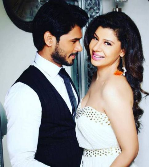 Sambhavna got engaged to Avinash on February 13 this year. The couple met on the sets of a regional dance reality show in which Sambhavna was Avinash's mentor.