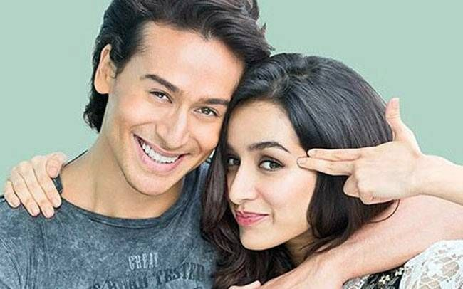 Tiger Shroff and Shraddha Kapoor.