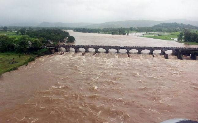Mumbai Goa Bridge Collapse