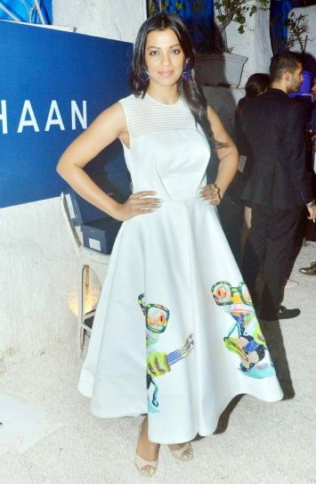 Cole Haan India launch party