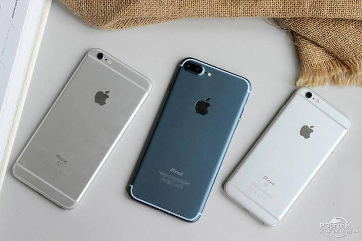 iPhone 7 Plus with dual camera leaks in cool blue