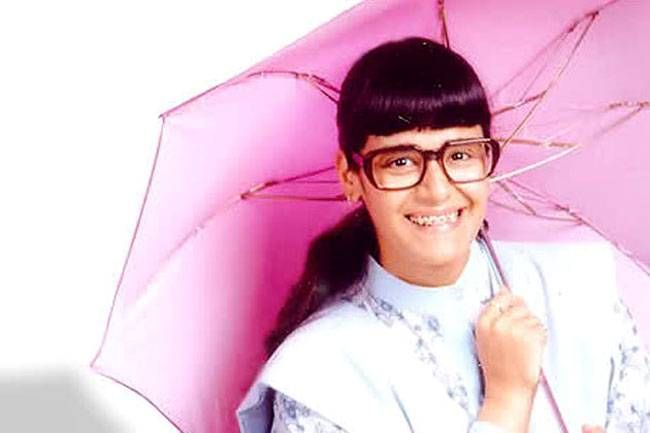 Jassi from Jassi Jassi Koi Nahin: The Indian version of Yo soy Betty, la fea (Ugly Betty), a Colombian drama, the show has a bespectacled, plain jane salwar suit clad protagonist Jassi--played by Mona Singh to perfection--who might not be a good-looking