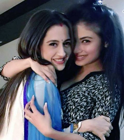 Mouni Roy and Sanjeeda Sheikh: Mouni and Sanjeeda did not hit it off instantly, but over the time have become great friends. The actresses try to catch up as often as they can and always have loads of thoughts to share with each other. They never leave an