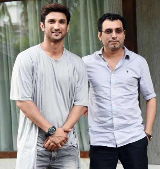 Sushant Singh Rajput and Neeraj Pandey