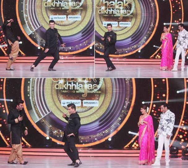 Not to be missed: Karan Johar will perform kathak on Jhalak stage and like always, he will be amazing.