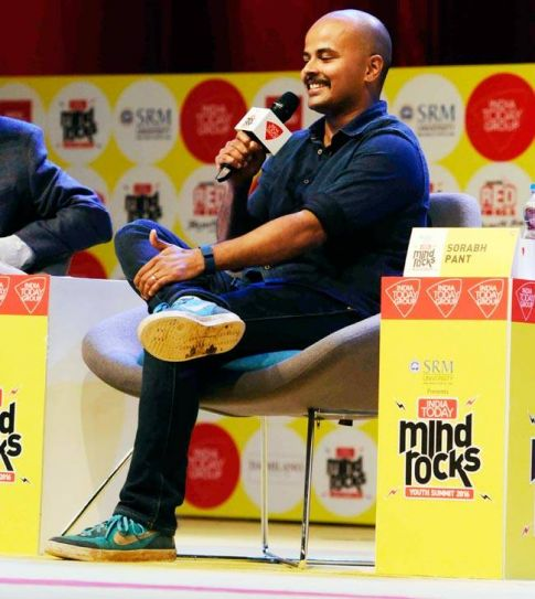 Sorabh Pant at Mind Rocks 2016
