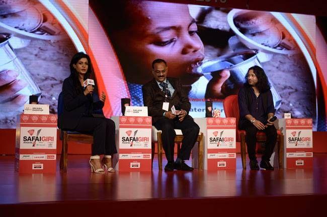 Ravikrishna Reddy wins Water Warrior Award