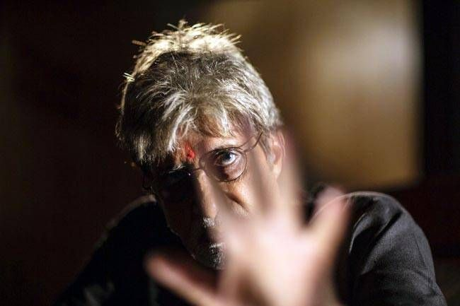 Amitabh Bachchan in a still from Sakar 3