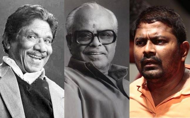 Tamil filmmaker who turned villains