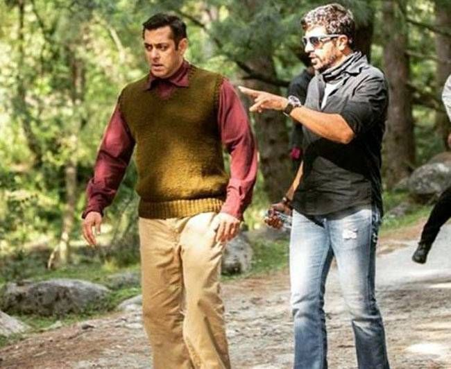 Salman Khan and Kabir Khan