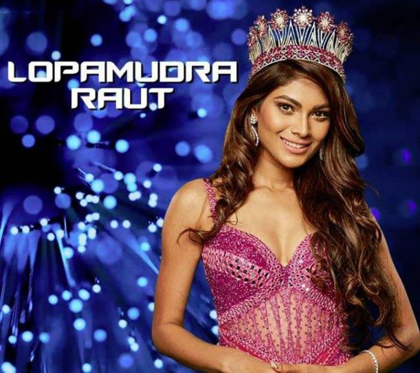 Lopamudra Raut, who represented India at Miss United Continents 2016 pageant and was crowned 2nd runner up, is behaving exactly how she's expected to behave. A beautiful girl with a beautiful heart is what she seemed on Day 1. The way she responded to M