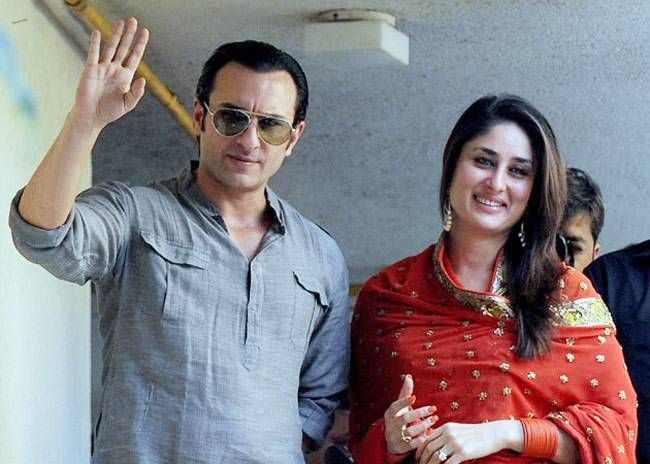 Saif-Kareena wedding