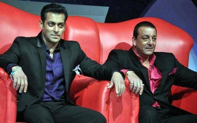 Salman Khan and Sanjay Dutt: The friends who apparently had a tiff sometime back have patched up. And we would love to know the journey of their friendship. Salman Khan and Sanjay Dutt will most likely be seen on the show.