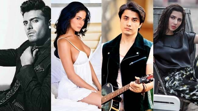Pakistani actors India will miss