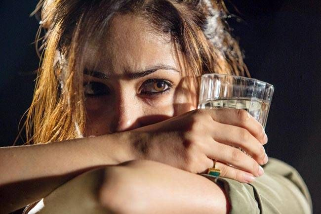 Yami Gautam in a still from Sakar 3