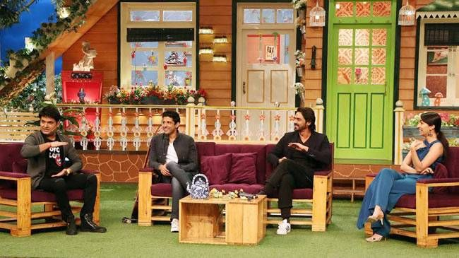 Farhan Akhtar, Shraddha Kapoor, Arjun Rampal, Kapil Sharma